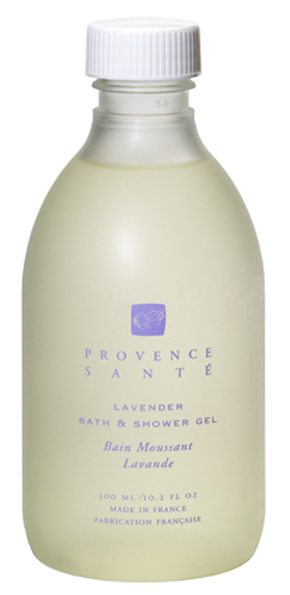 Bath shower gel softening Lavender