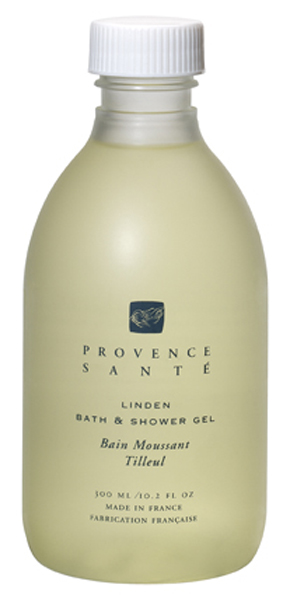 Bath shower gel softening Linden