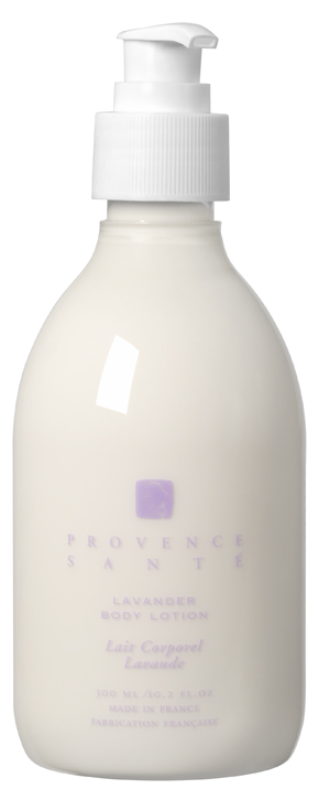 Body lotion freshness Lavender