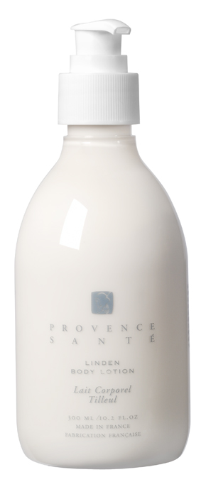 Body lotion freshness Linden