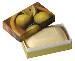 Giftbox 1 soap 350g (12 oz.) Bergamot