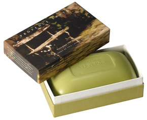 Giftbox 1 soap 350g (12 oz.) Vervain