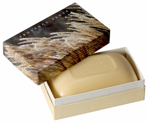 Giftbox 1 soap 350g (12 oz.) Vetiver