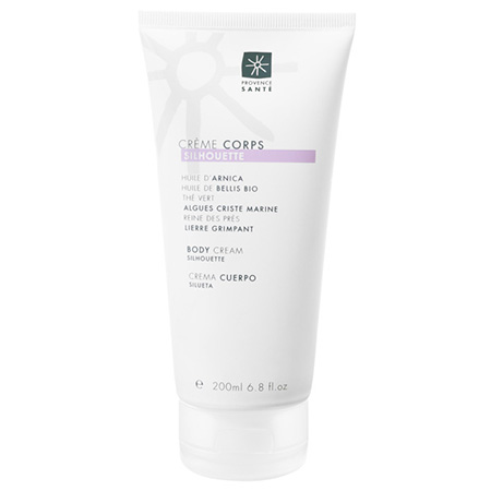 Silhouette body cream