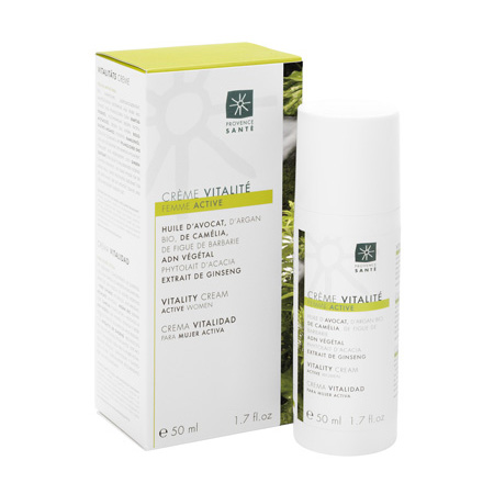 Vitality cream active woman